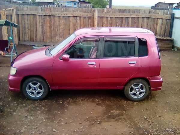 Nissan Cube, 2001 год, 190 000 руб.
