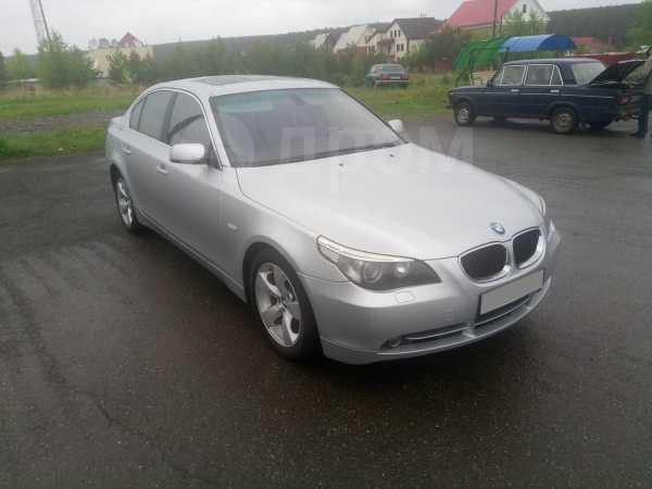 BMW 5-Series, 2005 год, 560 000 руб.