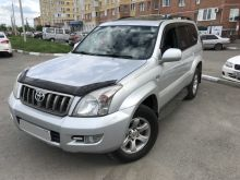 Toyota Land Cruiser Prado, 2009 г., Омск
