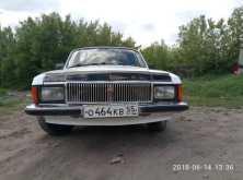 ГАЗ 3102 Волга, 2001 г., Омск