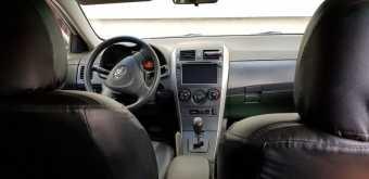 Саки Corolla 2007