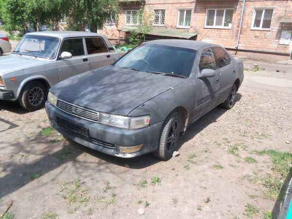 Toyota Cresta, 1992 год, 65 000 руб.