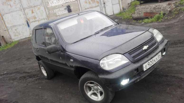 Chevrolet Niva, 2005 год, 249 000 руб.