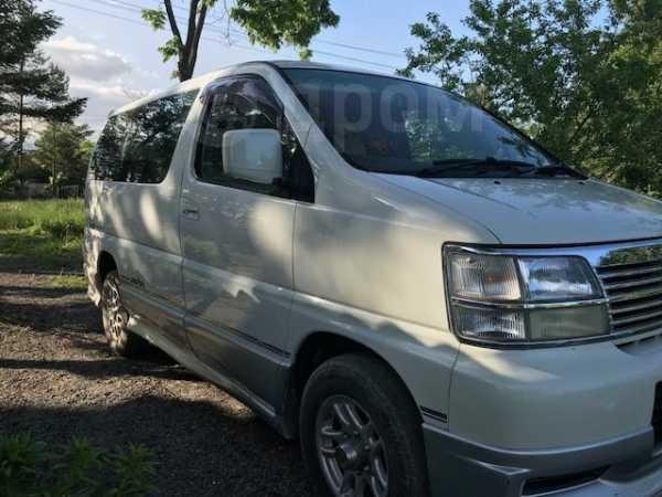 Nissan Caravan Elgrand, 1999 год, 400 000 руб.