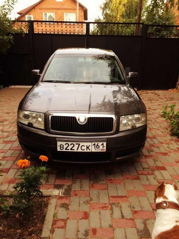 Skoda Superb, 2004 год, 295 000 руб.