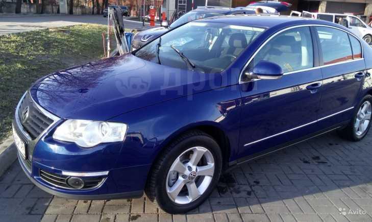 Volkswagen Passat, 2008 год, 480 000 руб.