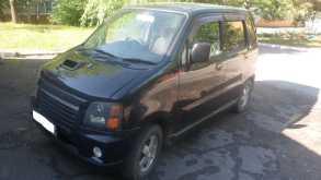 Suzuki Wagon R, 2004 г., Хабаровск