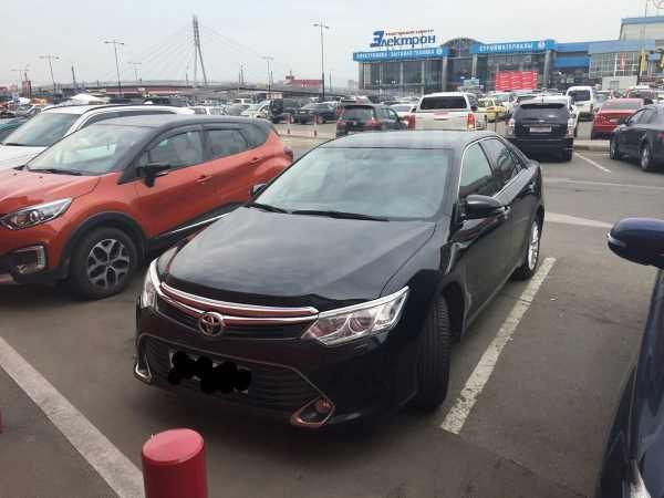 Toyota Camry, 2014 год, 1 239 000 руб.