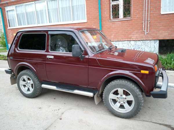 Лада 4x4 2121 Нива, 2010 год, 200 000 руб.