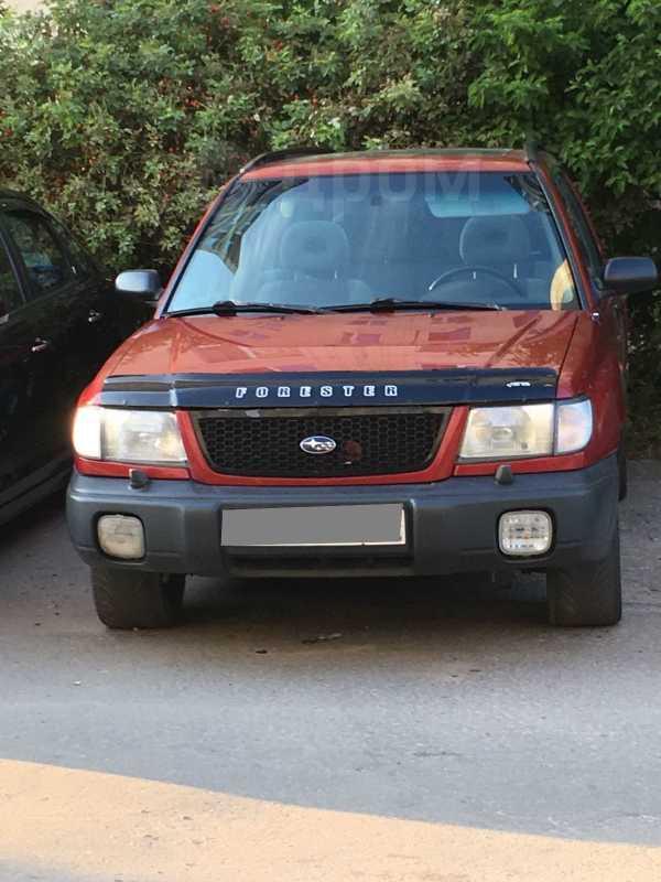 Subaru Forester, 1998 год, 105 000 руб.