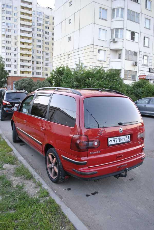 Volkswagen Sharan, 2008 год, 490 000 руб.