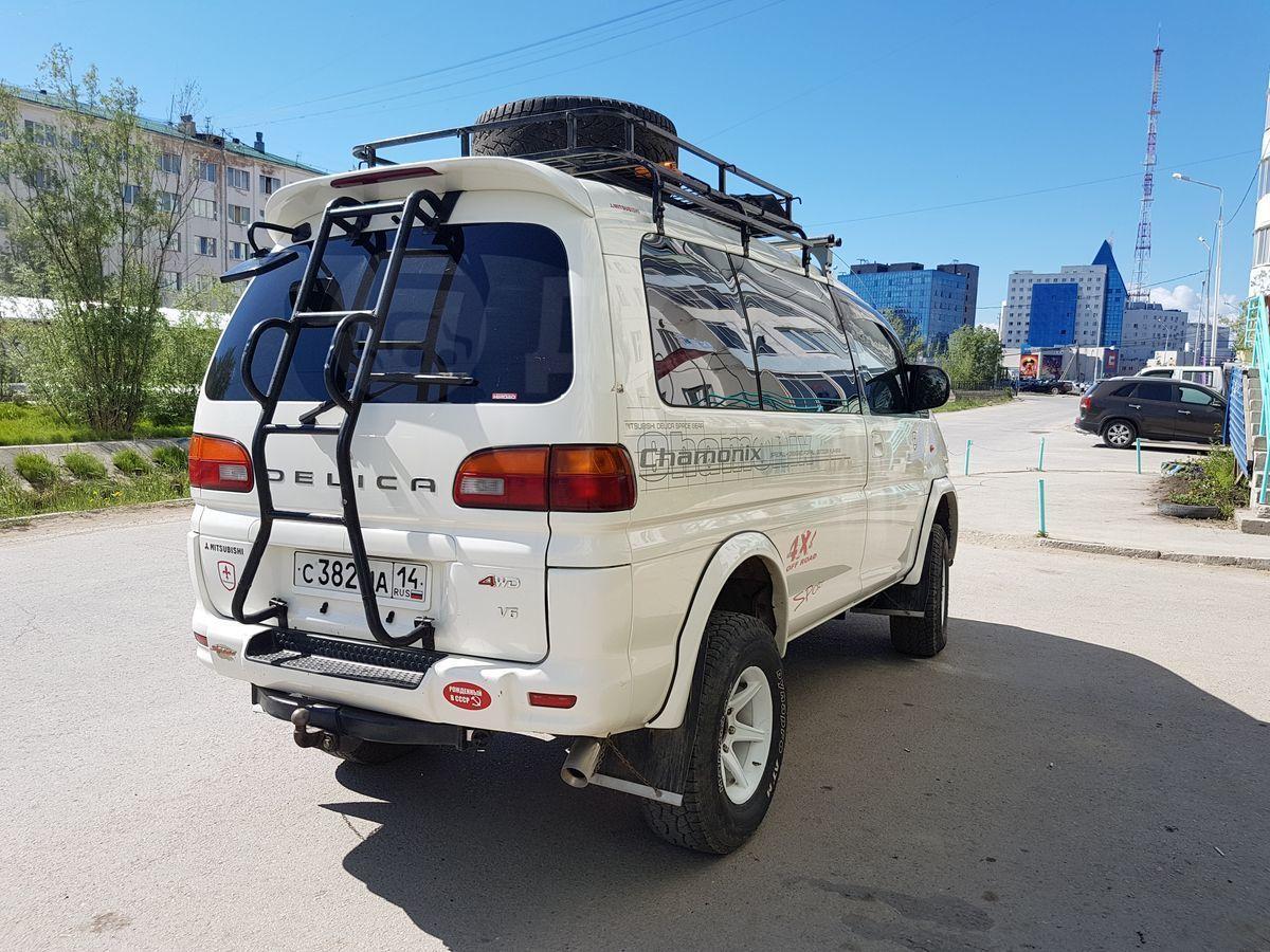 митсубиси делика в якутске 2000 года фото