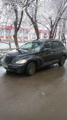 Chrysler PT Cruiser, 2002 г., Томск