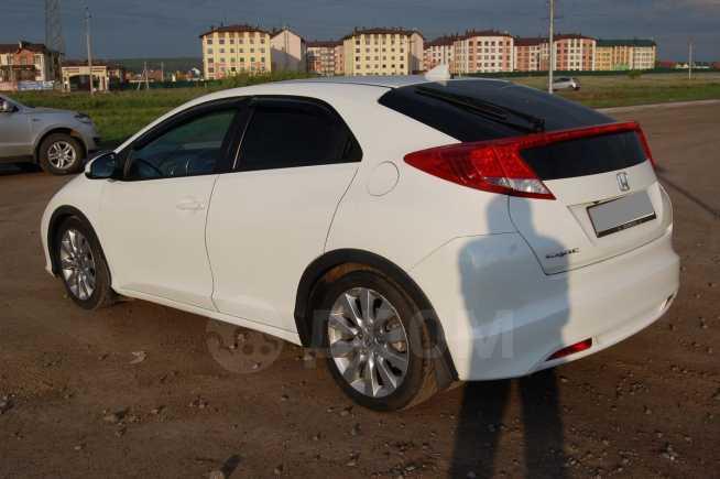 Honda Civic, 2012 год, 769 000 руб.