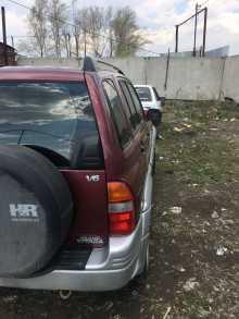 Suzuki Grand Vitara, 1999 г., Омск