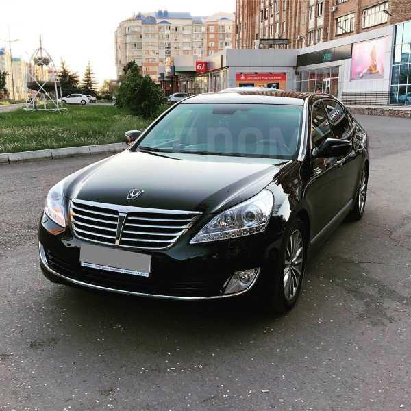 Hyundai Equus, 2014 год, 1 500 000 руб.