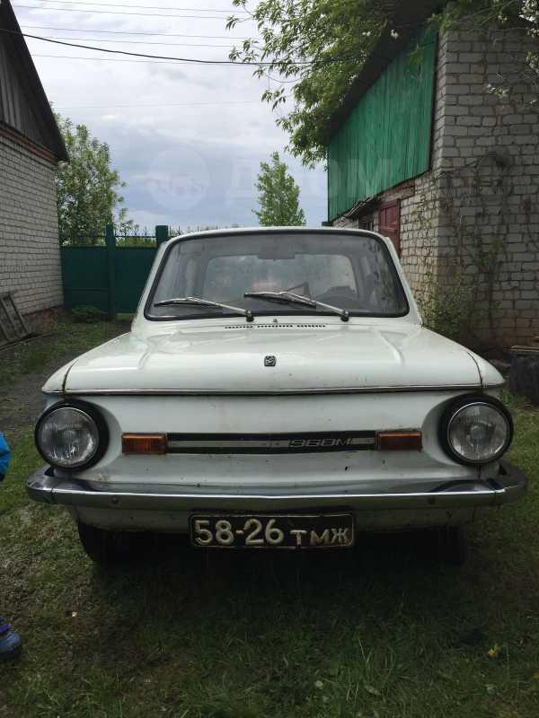 ЗАЗ Запорожец, 1982 год, 20 000 руб.