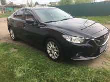 Юрга Mazda6 2016