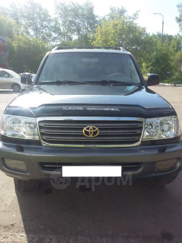 Toyota Land Cruiser, 2004 год, 1 270 000 руб.