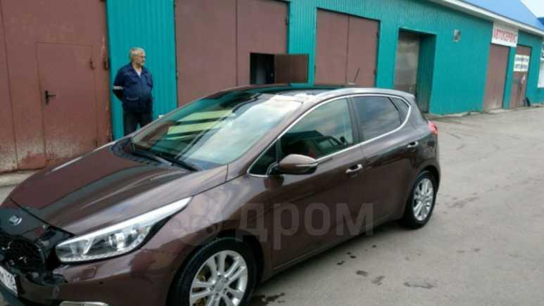 Kia Ceed, 2013 год, 670 000 руб.