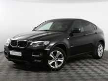 Москва BMW X6 2014