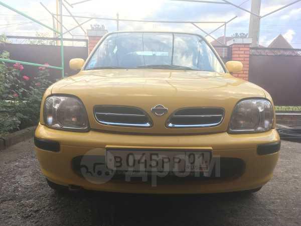 Nissan Micra, 2000 год, 150 000 руб.