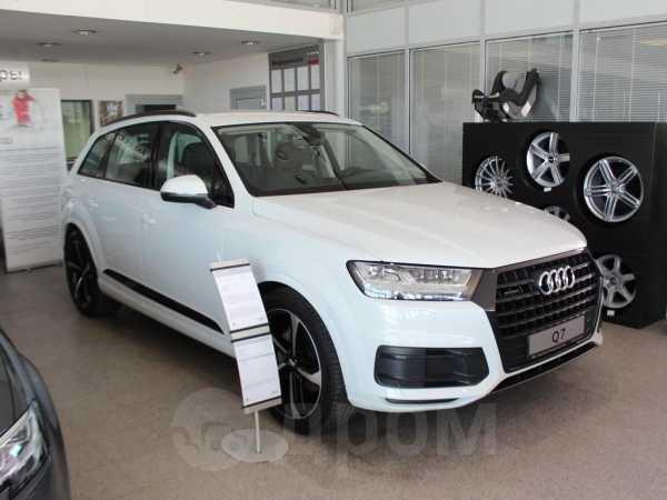 Audi Q7, 2018 год, 5 500 717 руб.