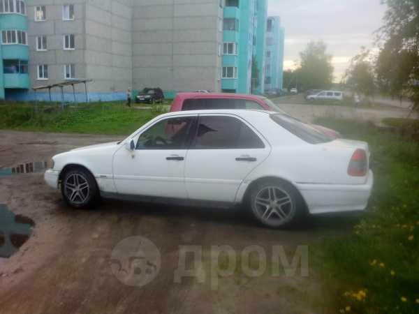 Mercedes-Benz C-Class, 1993 год, 90 000 руб.