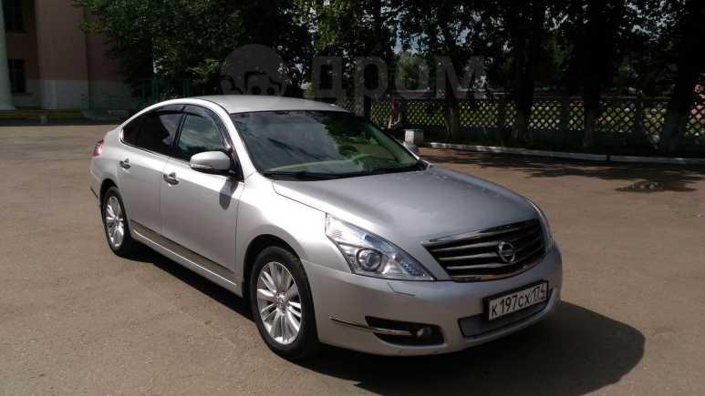 Nissan Teana, 2011 год, 697 000 руб.