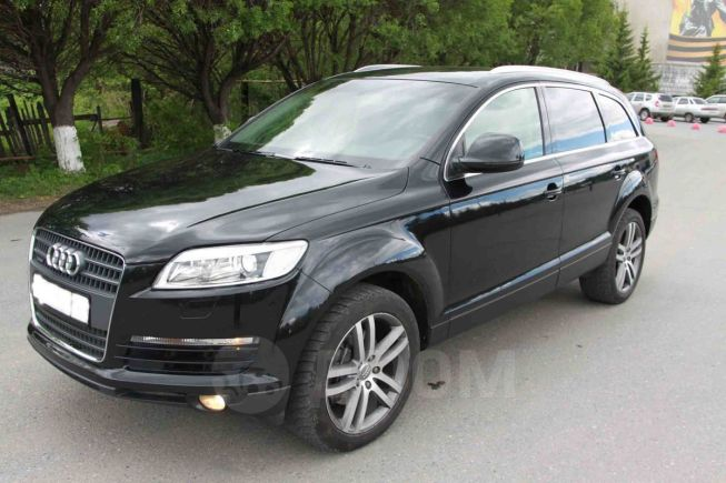 Audi Q7, 2008 год, 1 070 000 руб.
