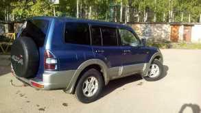 Киров Pajero 2000