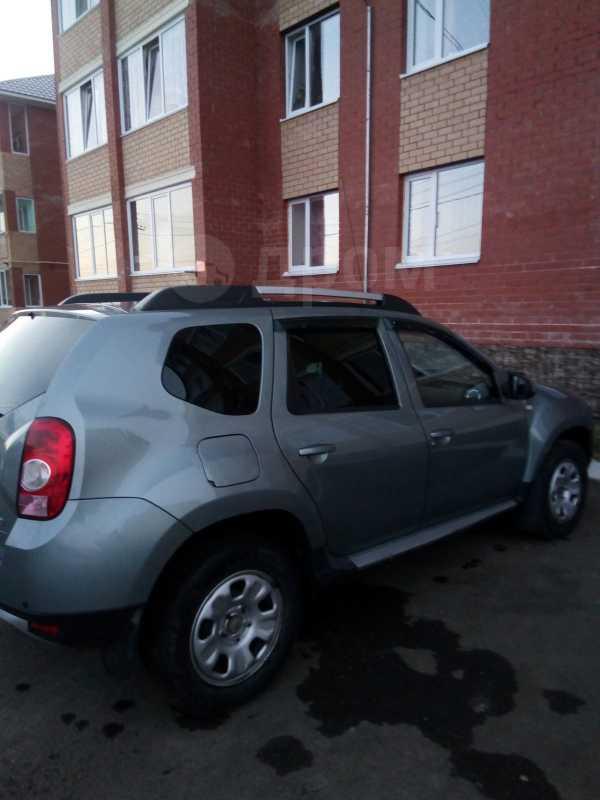 Renault Duster, 2012 год, 485 000 руб.