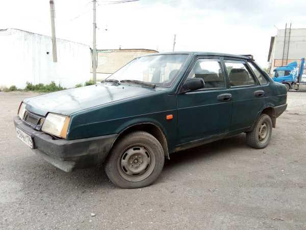 Лада 21099, 1999 год, 19 000 руб.