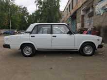 ВАЗ (Лада) 2107, 2004 г., Новосибирск