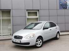 Hyundai Verna, 2006 г., Омск