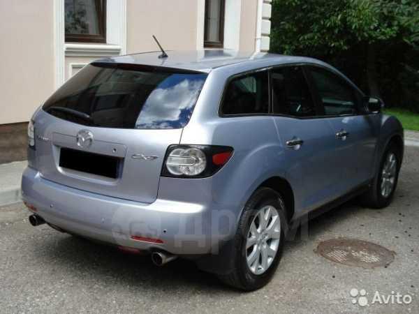 Mazda CX-7, 2007 год, 600 000 руб.