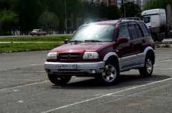 Suzuki Grand Vitara, 1999 г., Барнаул