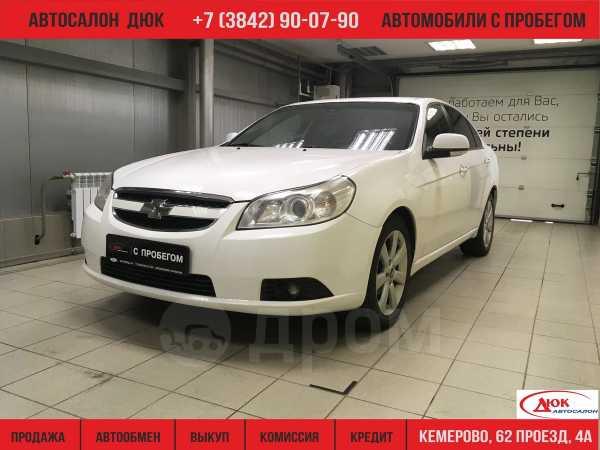 Chevrolet Epica, 2010 год, 449 000 руб.