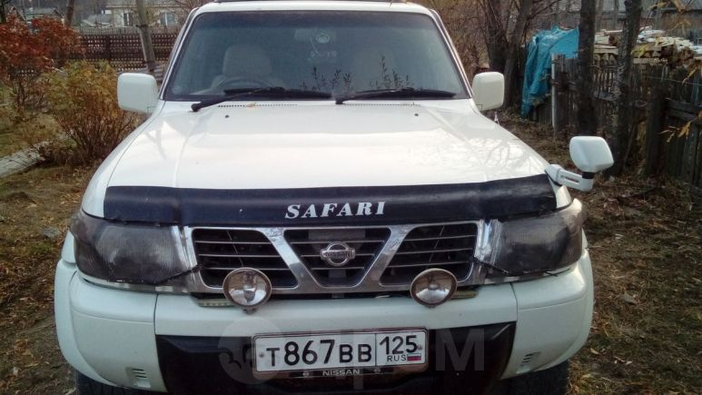 Nissan Safari, 1998 год, 1 010 000 руб.