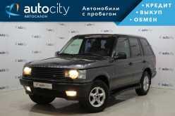 Новосибирск Range Rover 2001