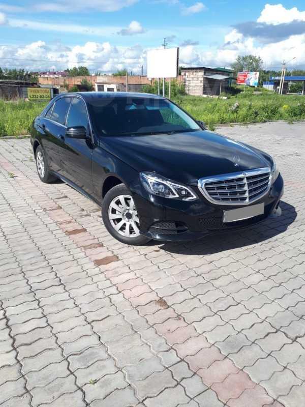 Mercedes-Benz E-Class, 2013 год, 1 150 000 руб.