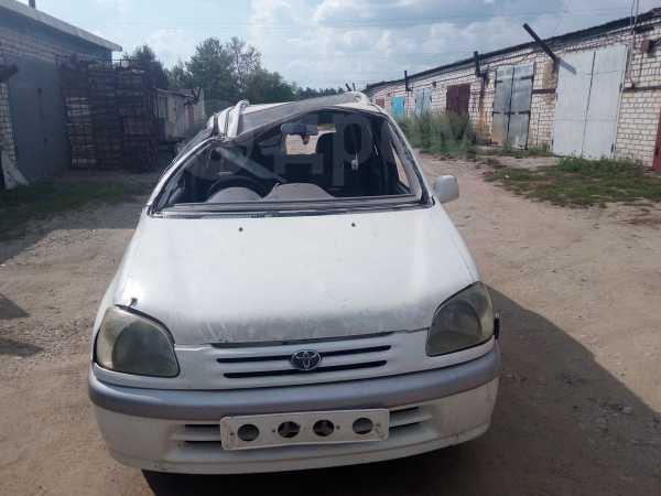 Toyota Raum, 1999 год, 85 000 руб.