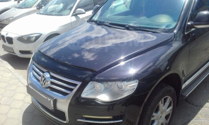 Volkswagen Touareg, 2008 год, 800 000 руб.