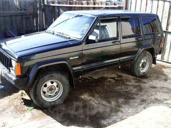Jeep Cherokee, 1993 год, 260 000 руб.