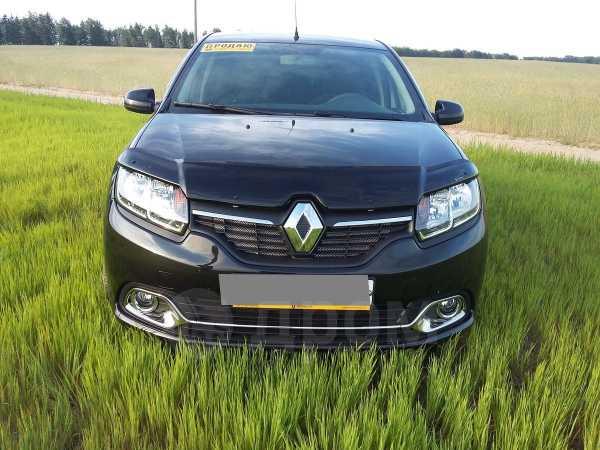 Renault Logan, 2017 год, 585 000 руб.