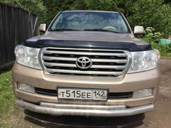 Toyota Land Cruiser, 2008 год, 1 530 000 руб.