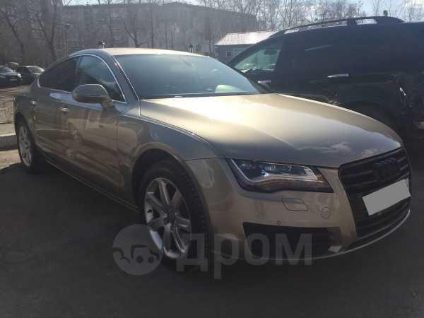 Audi A7, 2012 год, 1 500 000 руб.