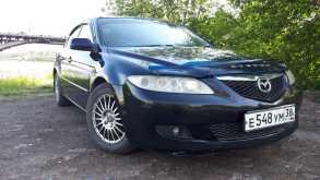 Mazda Atenza, 2002 г., Иркутск