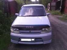 Nissan Cube, 2000 г., Новокузнецк