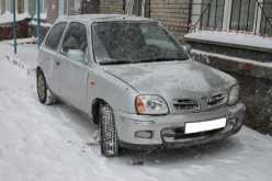 Nissan Micra, 2001 г., Новосибирск